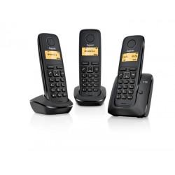 Siemens Gigaset A120 Trio Teléfono Inalámbrico