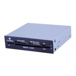 CoolBox Multilector Tarjetas CR-606 DNIe+SIM