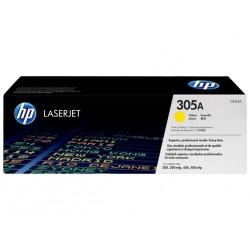 HP CE412A Nº305 Amarillo