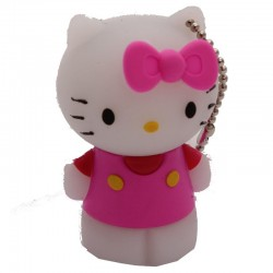 Pendrive Hello Kitty Rosa X.2066 16GB USB 2.0