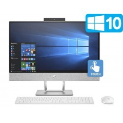"HP Pavilion 24-x050ns Intel i5-7400T/8GB/1TB/23.8"" Táctil"