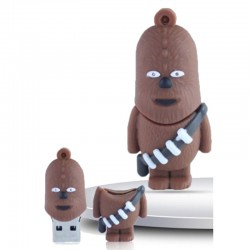 Pendrive Star Wars Chewaka X.964A 16GB USB 2.0