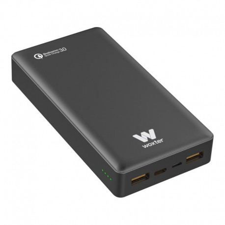 Woxter Power Bank QC 20500 Negro