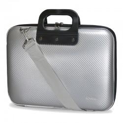 """E-Vitta EVA Carbon Laptop Bag 13.3"""" Plata"""