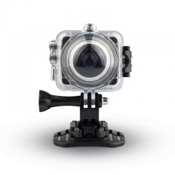 Talius SportCam 360º 1080p WiFi Negra