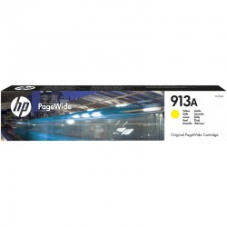 HP PageWide Nº913A Amarillo