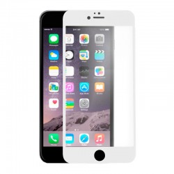 Cristal Templado iPhone 6 Blanco