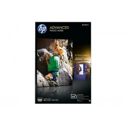 HP Advanced Papel Fotográfico A6